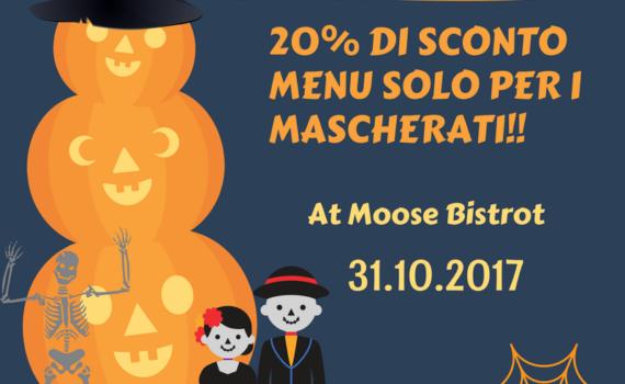 Halloween 31-10-2017 ristorante Ostia